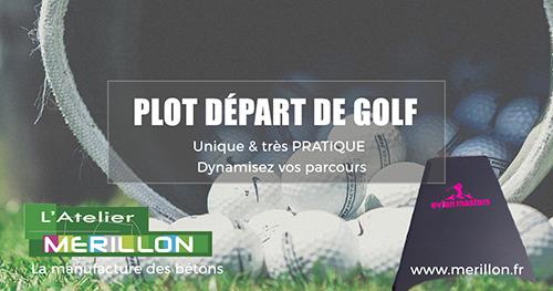 marque depart golf